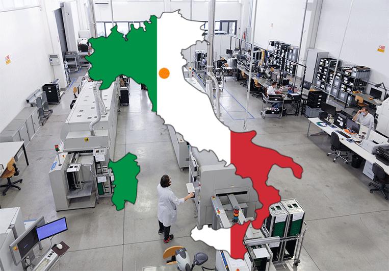 stabilimento italia